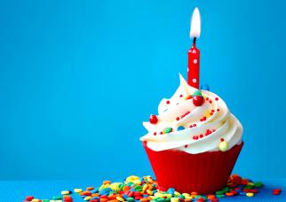 Gâteau-anniversaire